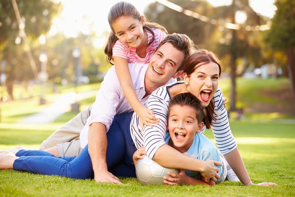 5 actividades en familia que hacer el fin de semana