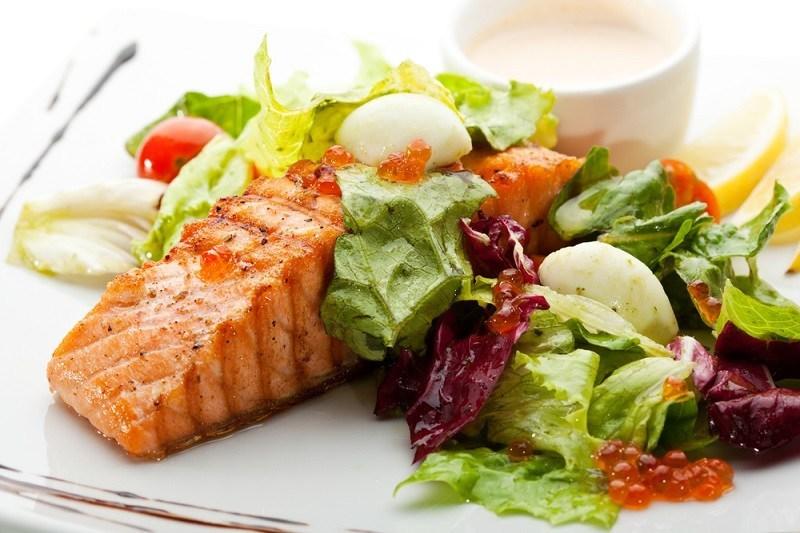 cenas saludables de bajas calorias