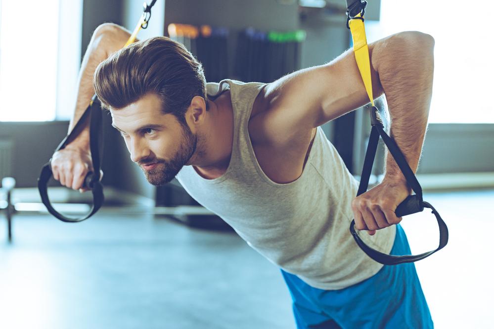 Ejercicios TRX - TOP 9 ejercicios con tu propio peso