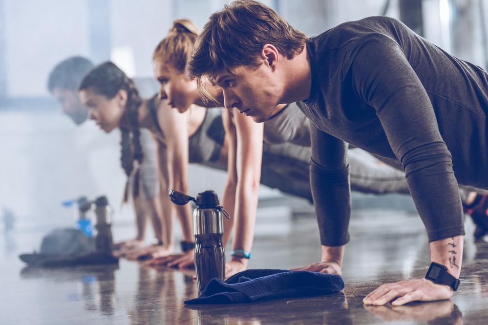 Top 10 actividades dirigidas de gimnasio para hacer con amigos