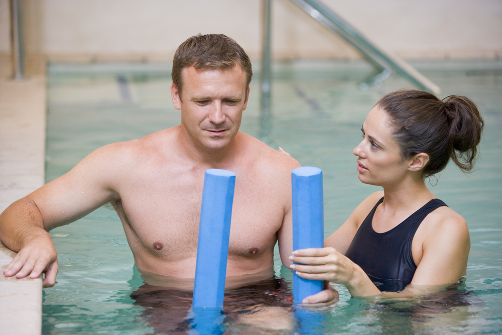 La hidroterapia - El agua y la fisioterapia aplicadas a tu bienestar