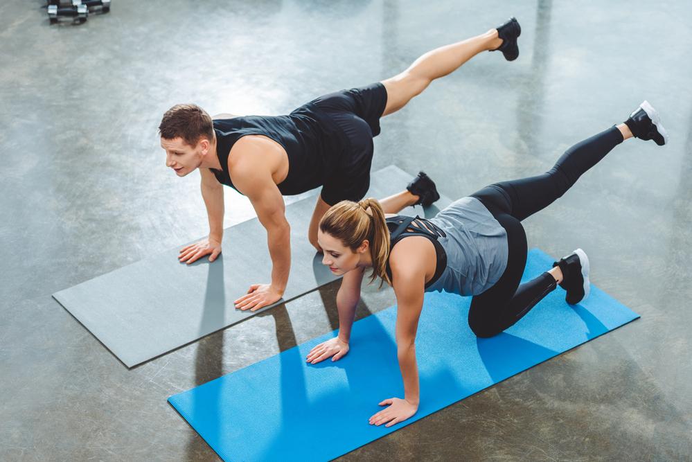 ¿Como adelgazar en pareja? | Disfruta haciendo ejercicio