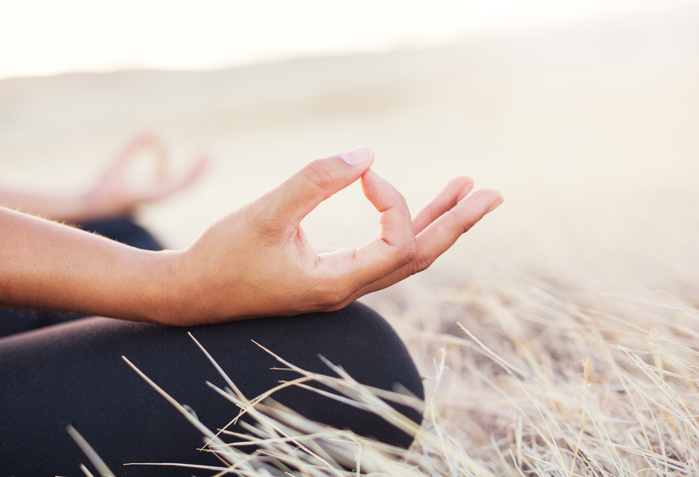 Rutina de meditación para evitar estrés