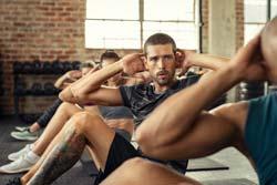 Entrenament HIIT i esquena sana