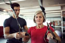 Especialista en entrenament per a gent gran, persones amb diversitat funcional i o mobilitat reduïda i entrenament metabòlic