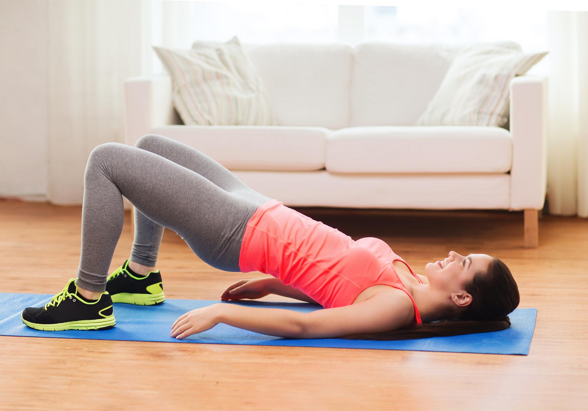 tonificar tus gluteos es facil con estos ejercicios