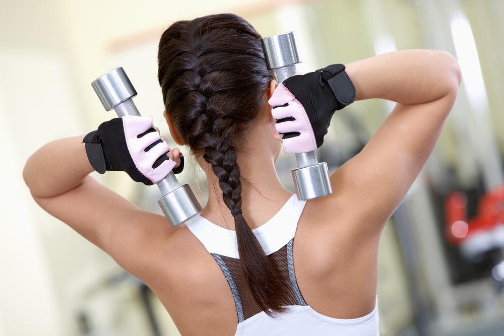 7 pasos para tonificar tus brazos - Fortalece tus bíceps y tríceps