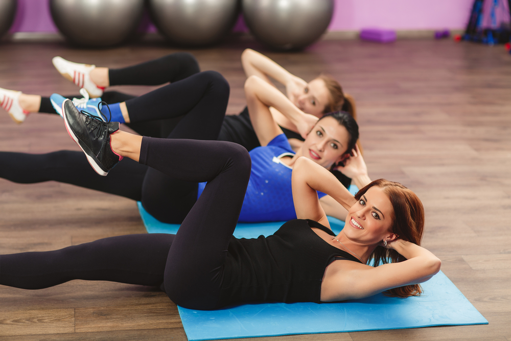 5 Ejercicios de Core para fortalecer tu abdomen