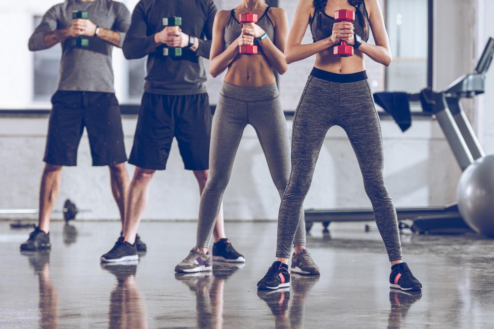 7 Beneficios de las actividades dirigidas Deporte en grupo