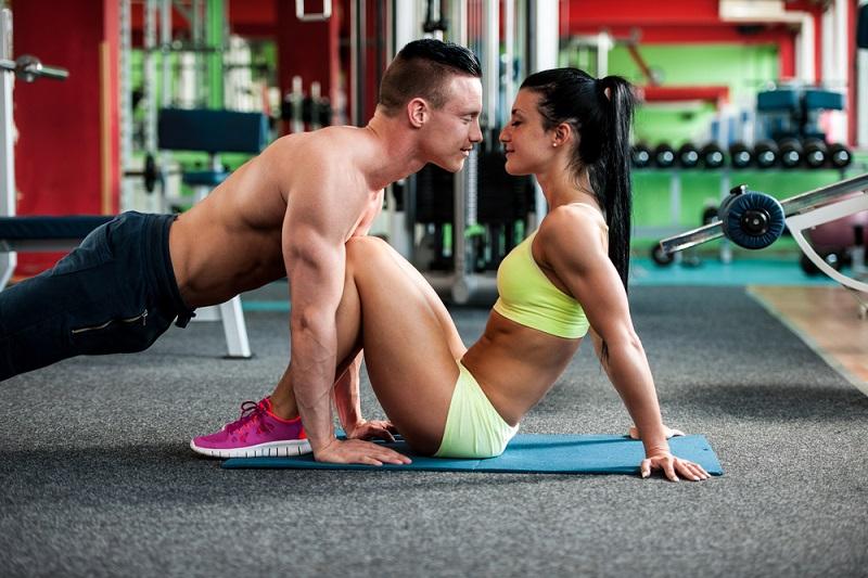 entrenamientos con tu pareja