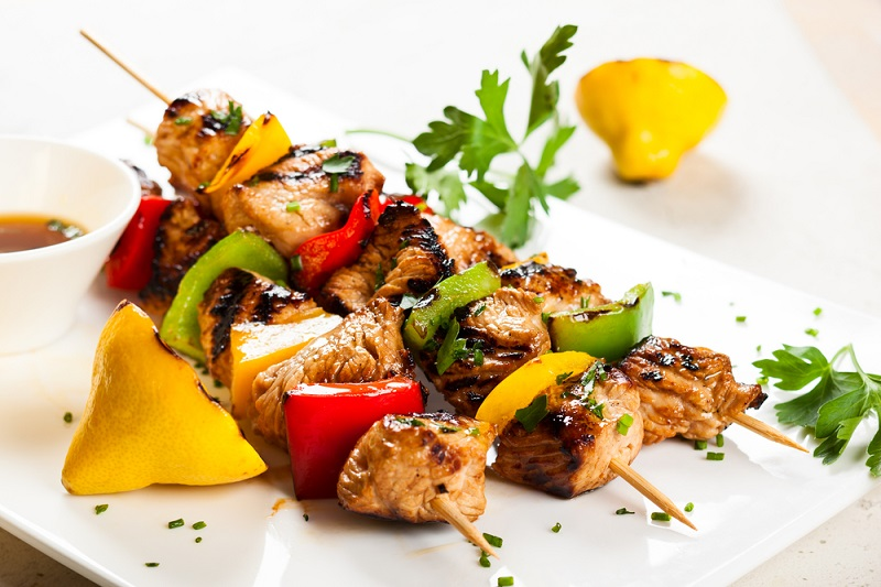 cenas bajas en carbohidratos