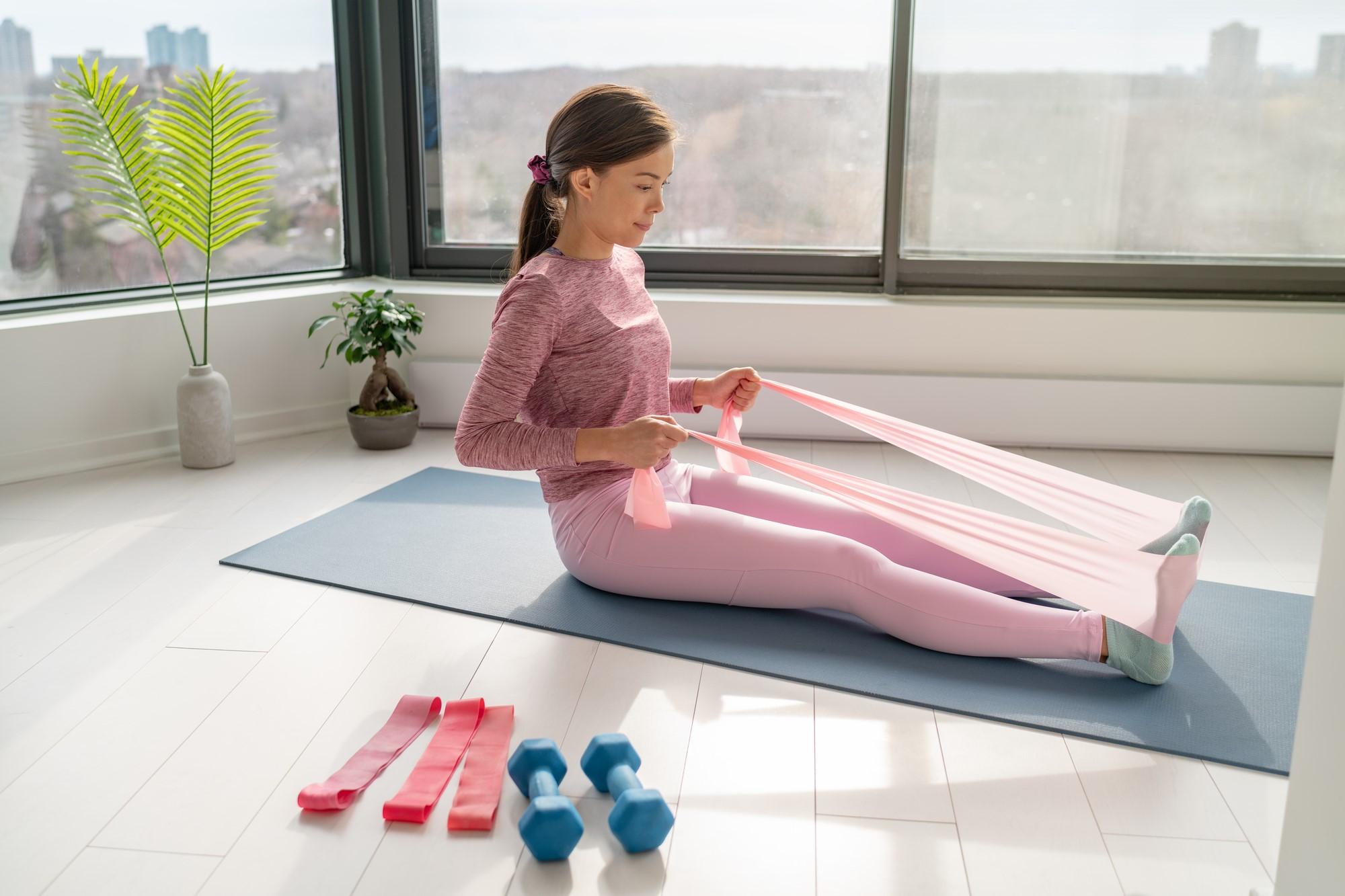 Tonificar l'esquena amb exercicis fitness