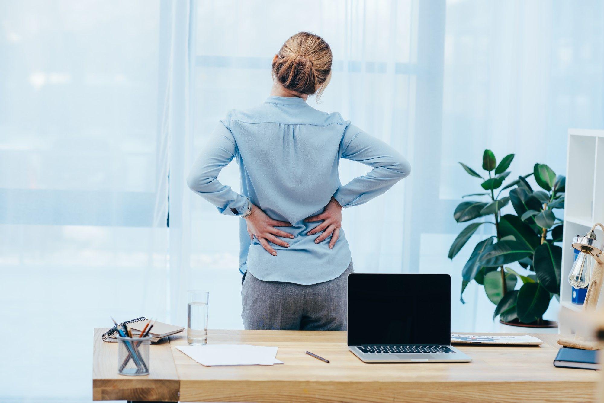 Trucos para prevenir el dolor de espalda