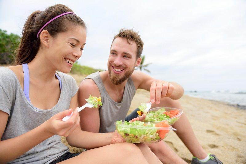 Dieta para no subir de peso en verano