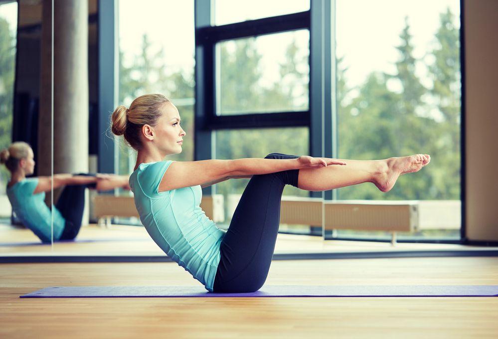 5 hipopresivos básicos para trabajar tu abdomen